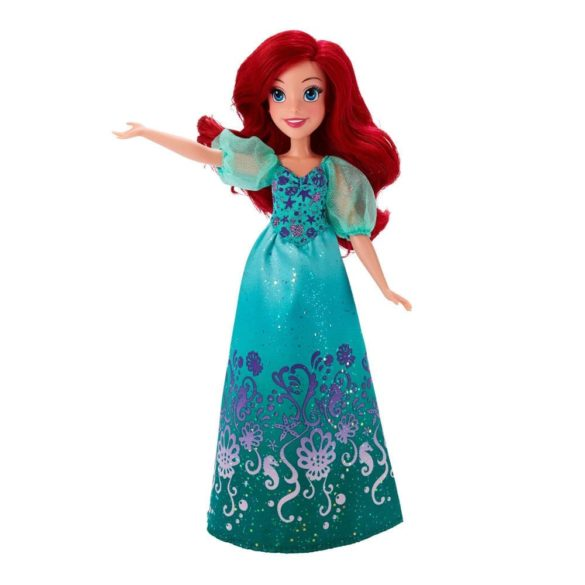 Printesele Disney Papusa Ariel Stralucirea Roiala 2