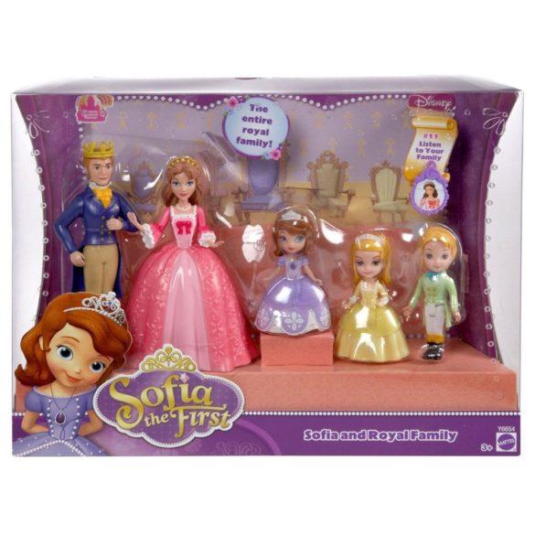 Set de Figurine Familia Roiala a Sofiei 3