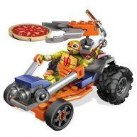 Testoasele Ninja Intrecerea cu Pizza Michelangelo