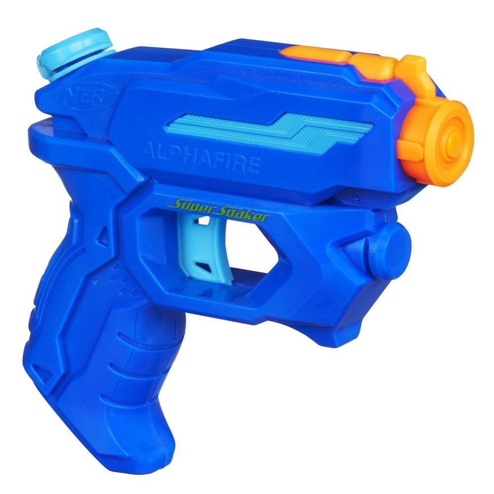 Pistol de jucarie cu apa Nerf Super Soaker Alphafire