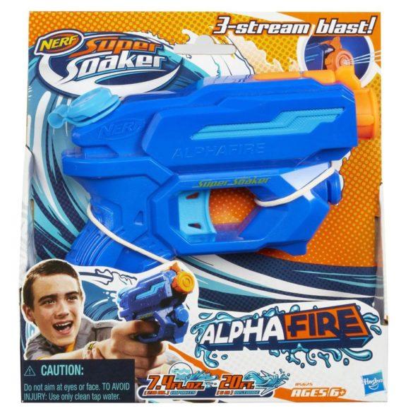 Pistol de jucarie cu apa Nerf Super Soaker Alphafire 2