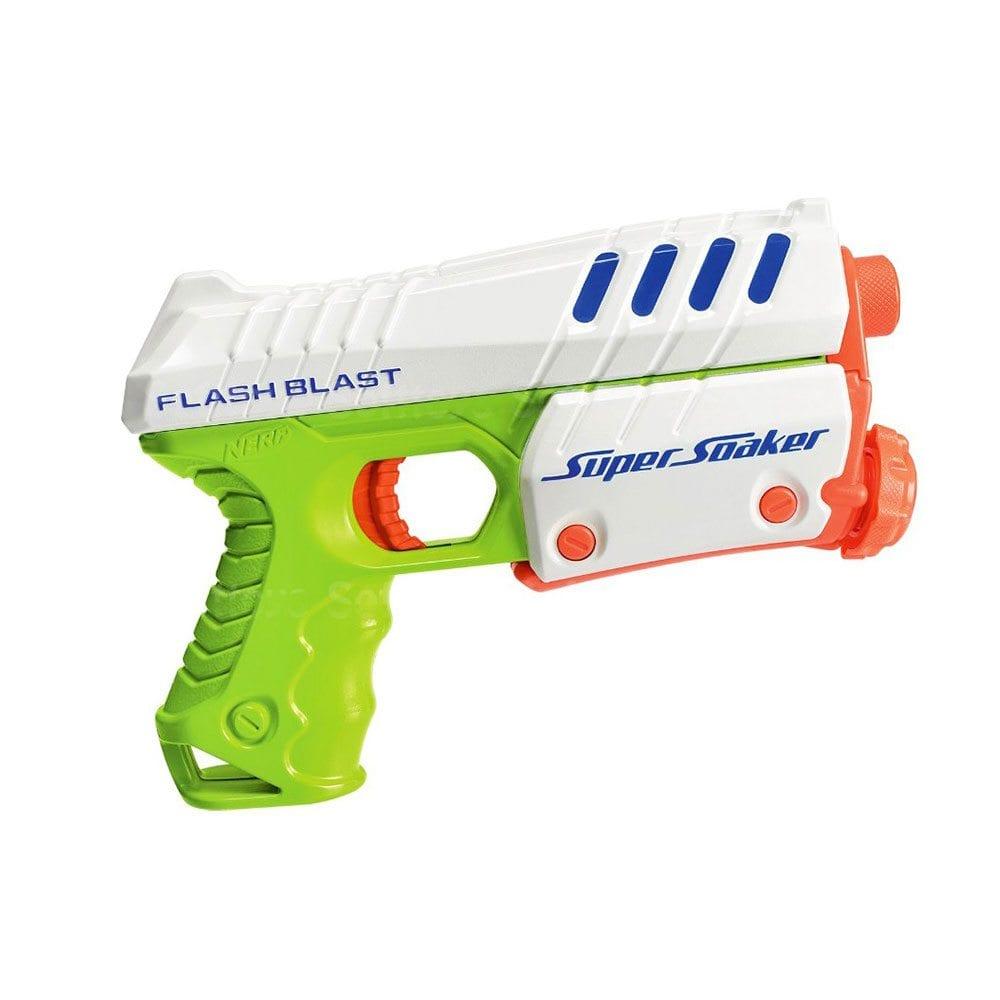 Pistol de jucarie cu apa Nerf Super Soaker Flashblast