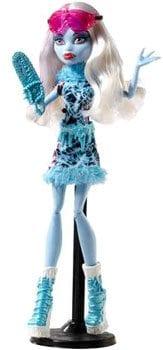 Papusa Abbey Bominable Monster High Ora de Arta