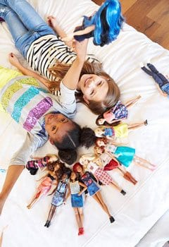 Papusa Barbie Fashionistas