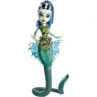 Monster High Marele Recif Papusa Frankie Pestoaica Stralucitoare
