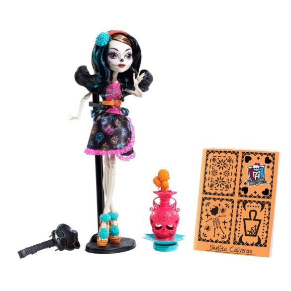 Papusa Skelita Monster High Ora de Arta 2