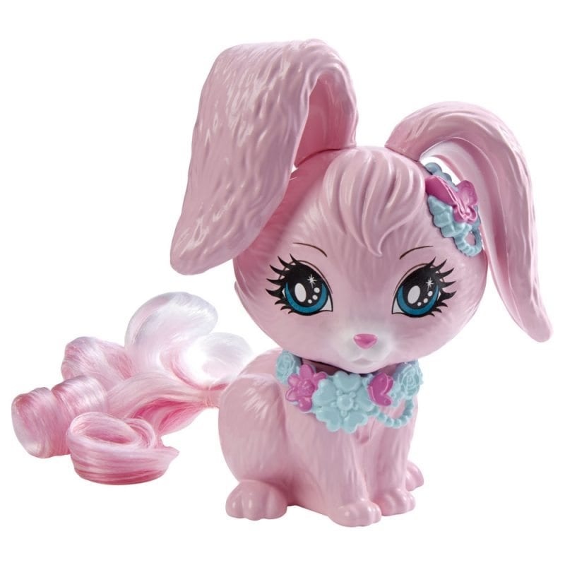 Barbie Regatul Parului Iepurasul Roz