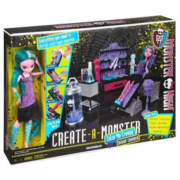 Monster High Creeaza un Monstru Camera de Joaca 11