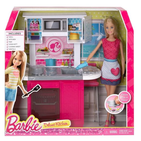 Papusa Barbie si Bucataria Uluitoare 3