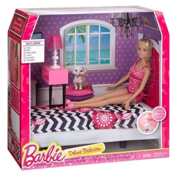 Papusa Barbie si Mobilier Dormitor 3