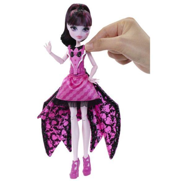 Papusa Draculaura Monster High Transformarea Liliac 2