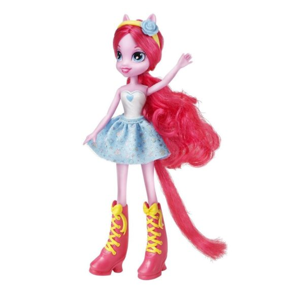 Papusa Pinkie Pie cu Perie de Par My Little Pony 2