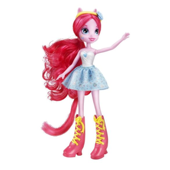 Papusa Pinkie Pie cu Perie de Par My Little Pony 3