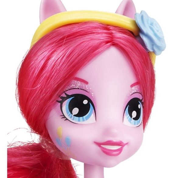 Papusa Pinkie Pie cu Perie de Par My Little Pony 4