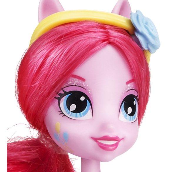 Papusa Pinkie Pie cu Perie de Par My Little Pony 4