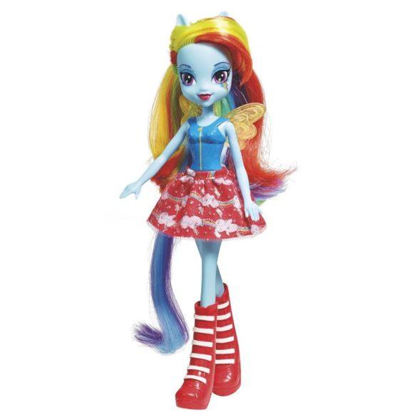 Papusa Rainbow Dash cu Perie de Par My Little Pony 2
