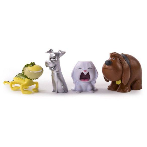 The Secret Life of Pets Set de 4 Figurine Model 3 1