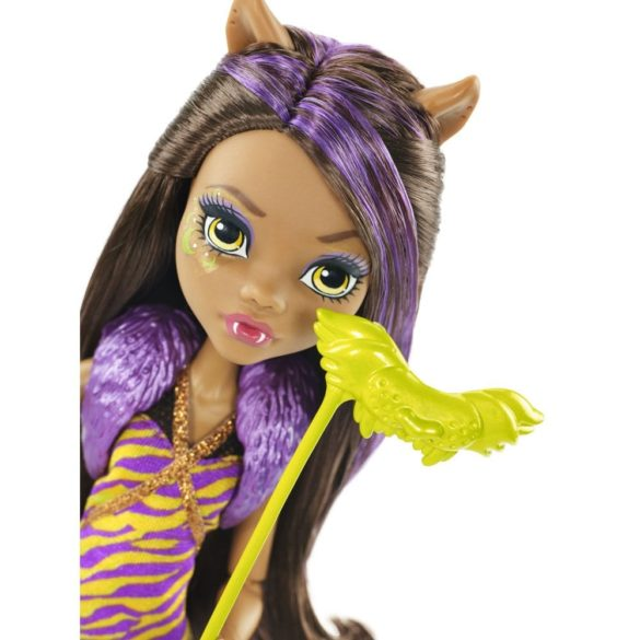 Dance the Fright Away Papusa Clawdeen Wolf Monster High 2