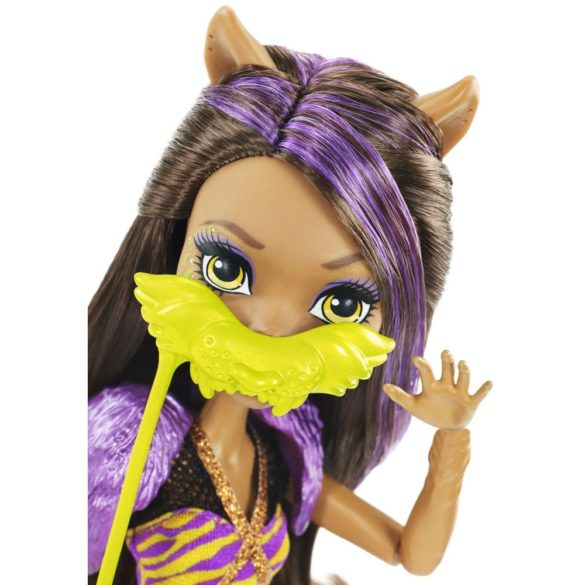 Dance the Fright Away Papusa Clawdeen Wolf Monster High 4