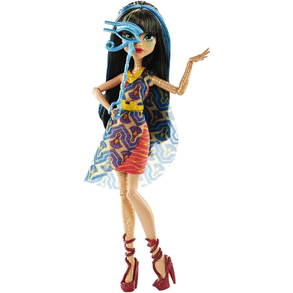 Dance the Fright Away Papusa Cleo de Nile Monster High
