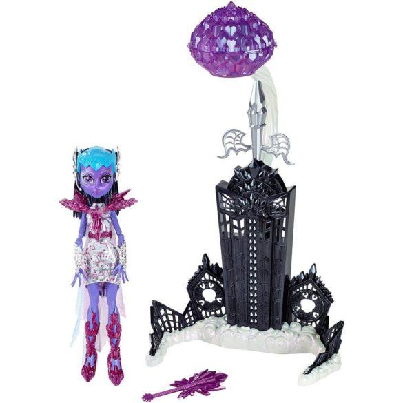 Monster High Statia de Plutire si Papusa Astranova 1