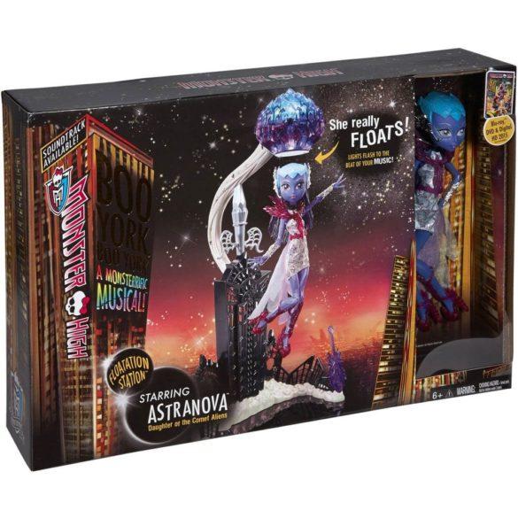 Monster High Statia de Plutire si Papusa Astranova 6