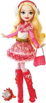Papusa Apple White Ever After High Epic Winter
