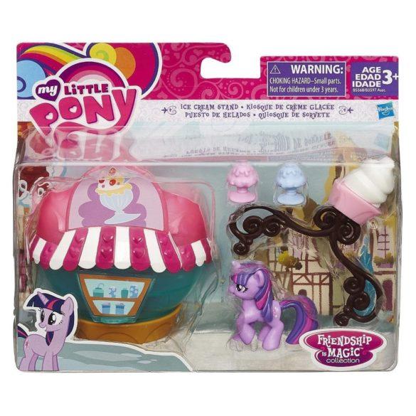 Set de Joaca My Little Pony Standul de Inghetata 2