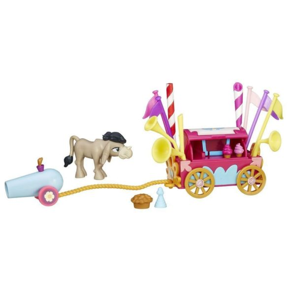 Set de Joaca My Little Pony Vagonul Prieteniei 1