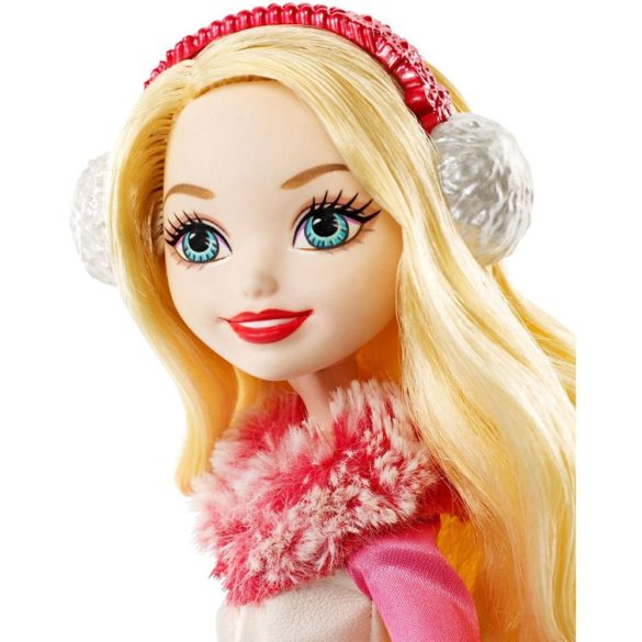 papusa apple white epic winter ever after high 1