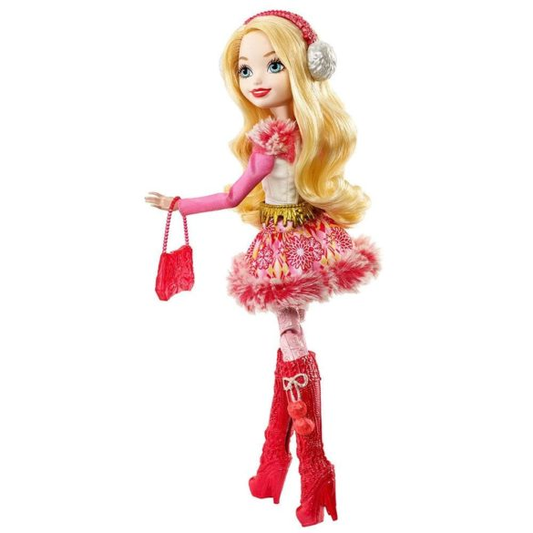 papusa apple white epic winter ever after high