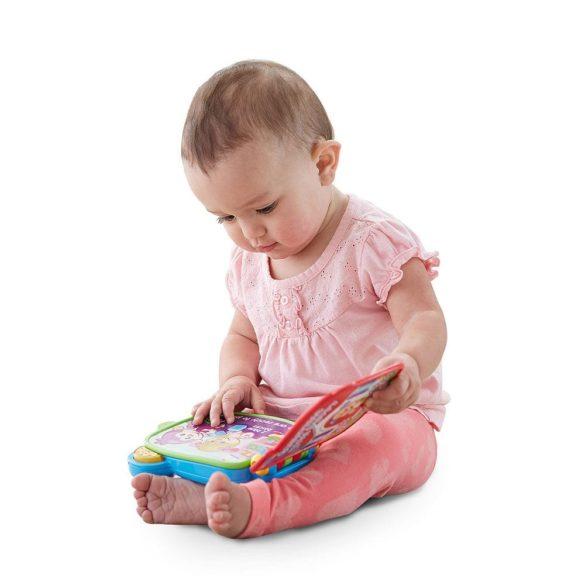 Carte pentru Bebelusi Radem si invatam Sa Numaram 2