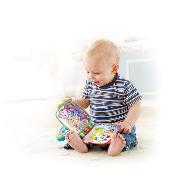 Carte pentru Bebelusi Radem si invatam Sa Numaram 5