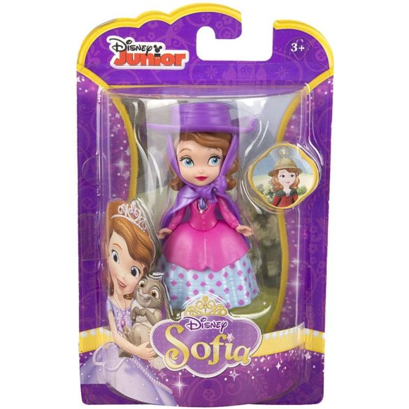 Figurina Sofia in Costumatia de Aventuri 2