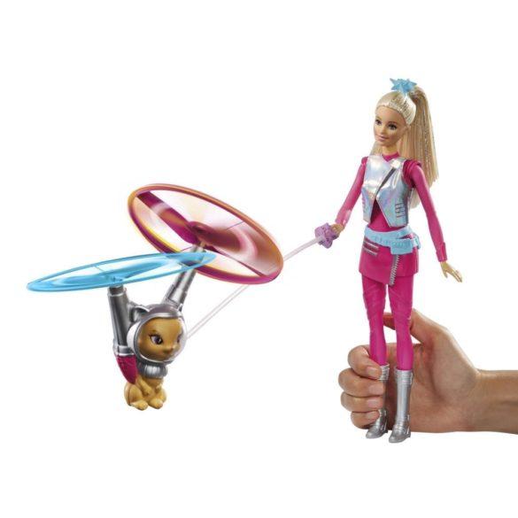 Papusa Barbie Star Light Adventure si Pisica Zburatoare 3
