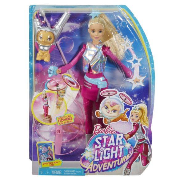 Papusa Barbie Star Light Adventure si Pisica Zburatoare 6