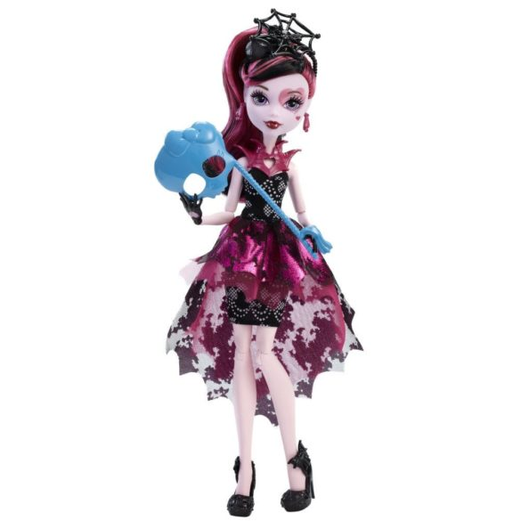 Papusa Draculaura Monster High Dance the Fright Away 1