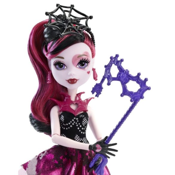 Papusa Draculaura Monster High Dance the Fright Away 2