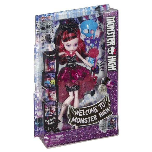 Papusa Draculaura Monster High Dance the Fright Away 6