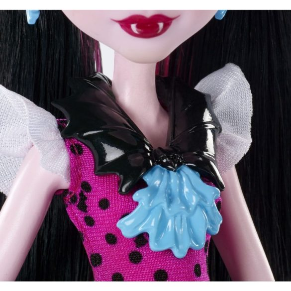 Papusa Draculaura Monster High Prima zi de Scoala 4