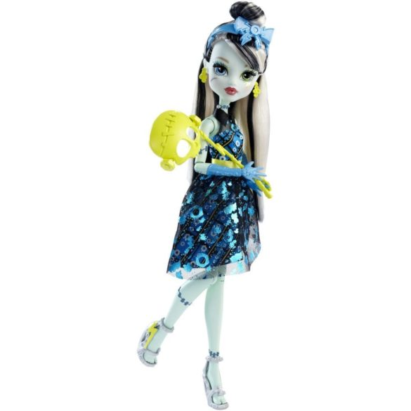 Papusa Frankie Stein Monster High Dance the Fright Away 3