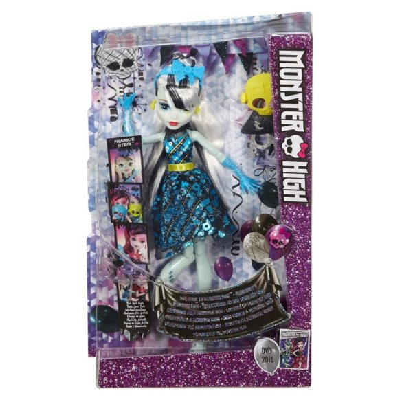 Papusa Frankie Stein Monster High Dance the Fright Away 7