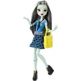 Monster High Prima zi de Scoala Papusa Frankie Stein