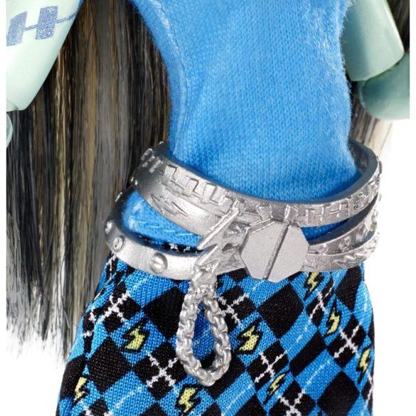 Papusa Frankie Stein Monster High Prima zi de Scoala 4