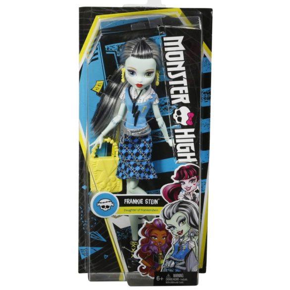 Papusa Frankie Stein Monster High Prima zi de Scoala 7