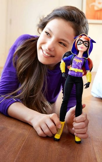 Papusa Batgirl DC Super Hero Girls