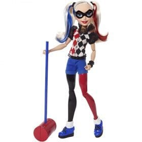 Papusa Harley Quinn DC Super Hero Girls