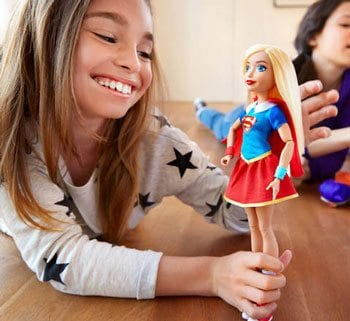 Papusa Supergirl DC Super Hero Girls