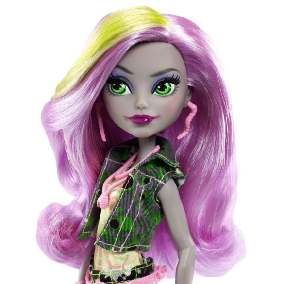 Set 2 Papusi Monster High Draculaura si Moanica 3