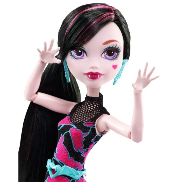 Set 2 Papusi Monster High Draculaura si Moanica 4